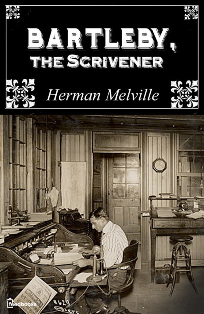 """bartley the scrivener essay Bartleby the scrivener bartleby's isolation and the wall introduction: """"bartleby the scrivener, a story of wall street"""" is a short story by herman melville in which the."""