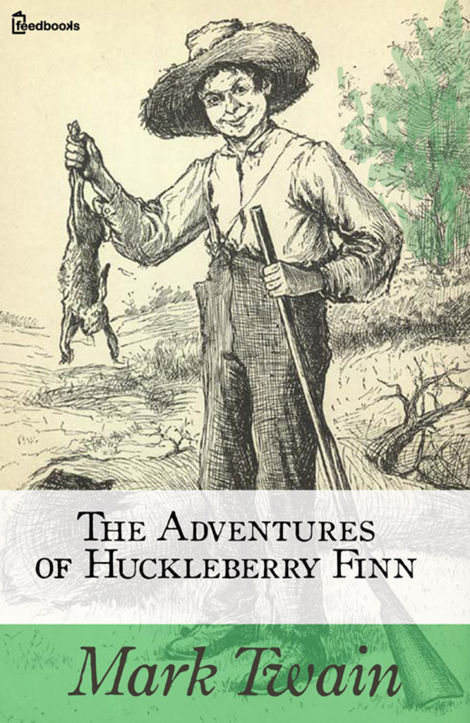 the use of fraud for a living in the novel the adventures of huckleberry finn by mark twain This novel is an american classic by mark twain he authored a number of famous works includingthe adventures of huckleberry finn twain was mark is simply a.