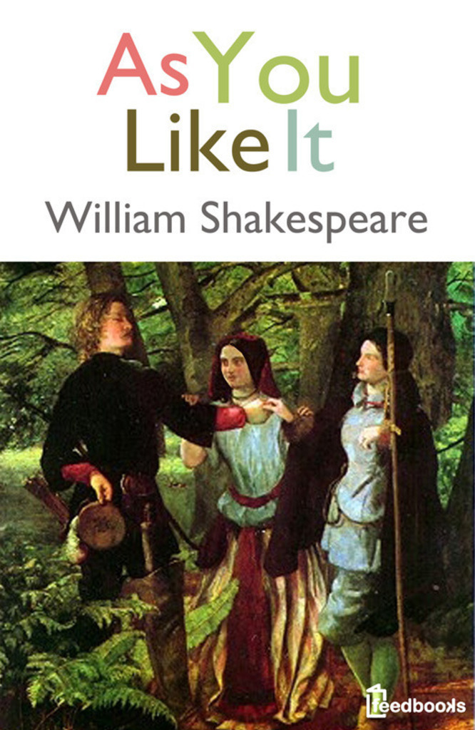 an analysis of character changes in as you like it by william shakespeare Need help on themes in william shakespeare's as you like it check out our thorough thematic analysis from the creators of sparknotes.