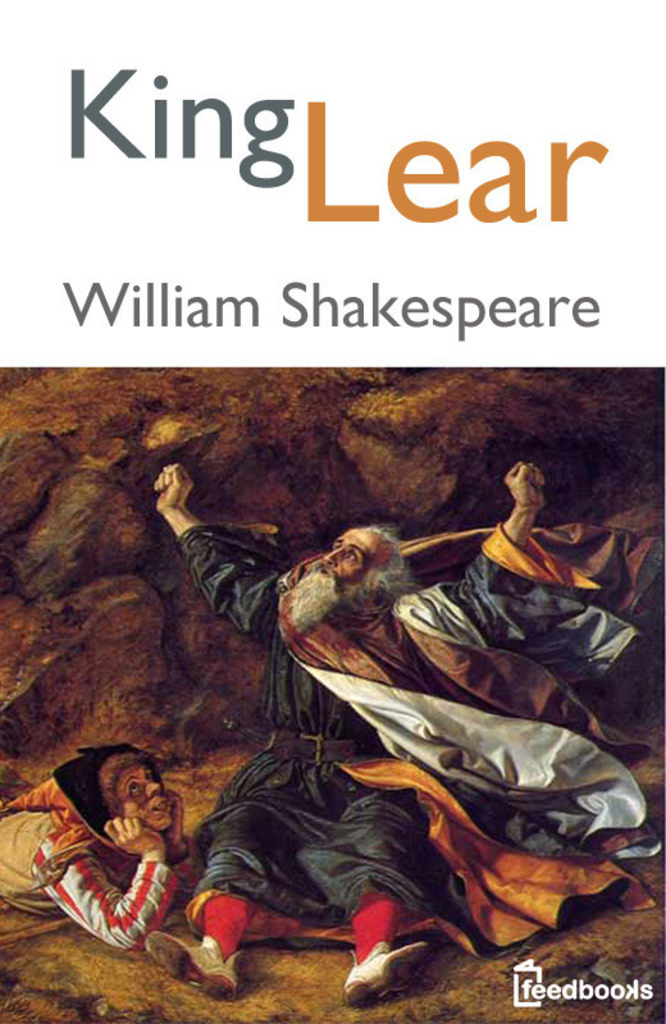 a literary analysis of the blindness in the play king lear by william shakespeare A summary of symbols in william shakespeare's king lear learn exactly what happened in this chapter, scene, or section of king lear and what it means perfect for acing essays, tests, and quizzes, as well as for writing lesson plans.