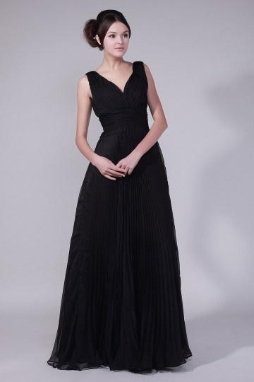 Modele robe soiree pour femme ronde